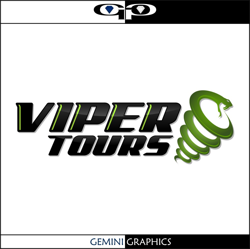 Help Viper Tours with a new logo