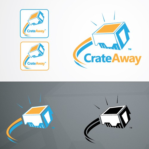 logo for CrateAway