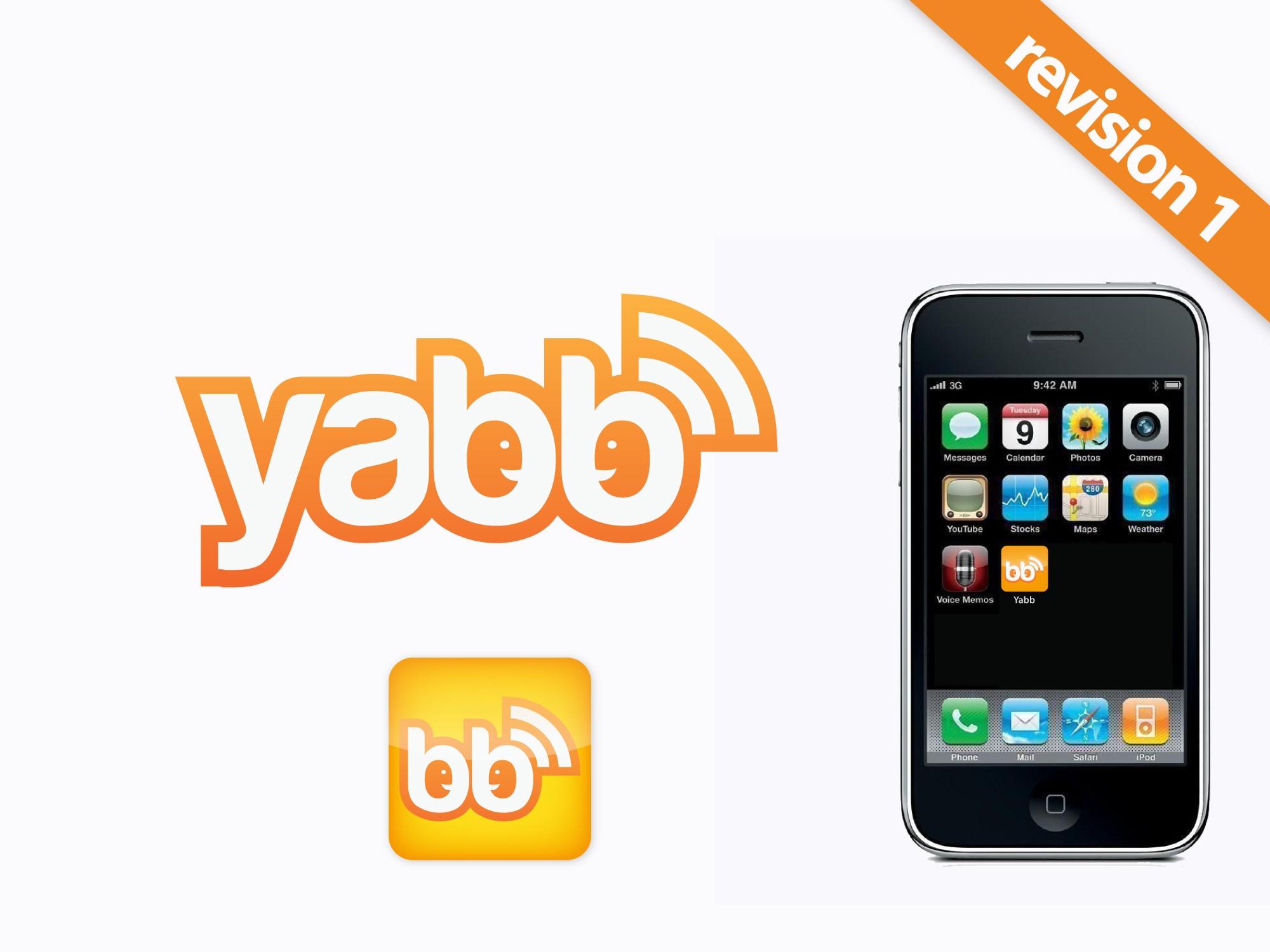 Help Yabb with a new logo