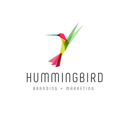 Colorful and fun mascot logo