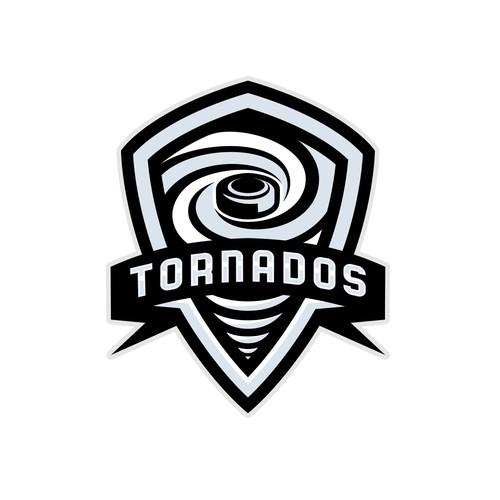 Tornados Shields Hockey logo