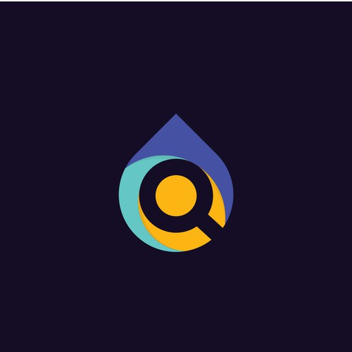 Bold SEO logo concept