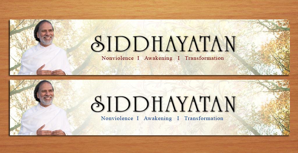 Help a Spiritual Retreat Center with a new website banner