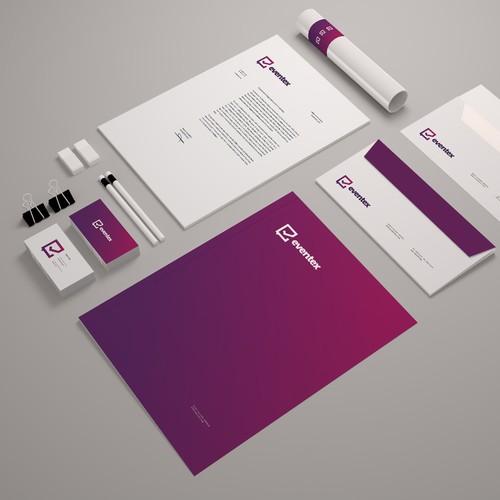 Create a wining design for Eventex, an event management company