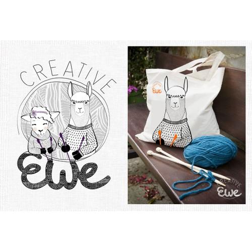 Creative Ewe logo