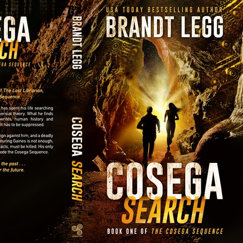 Cosega Search - Book One of The Cosega Sequence