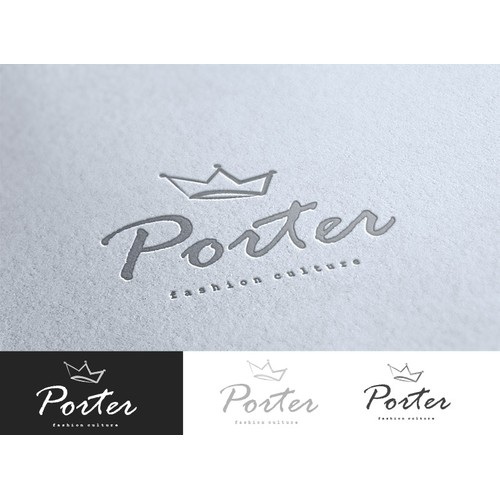 New logo wanted for Porter