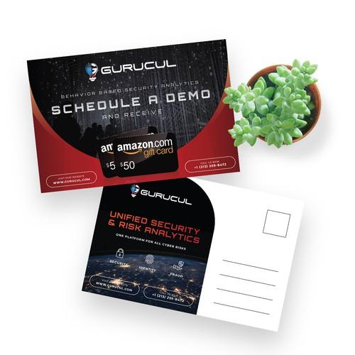 Postcard - Invitation