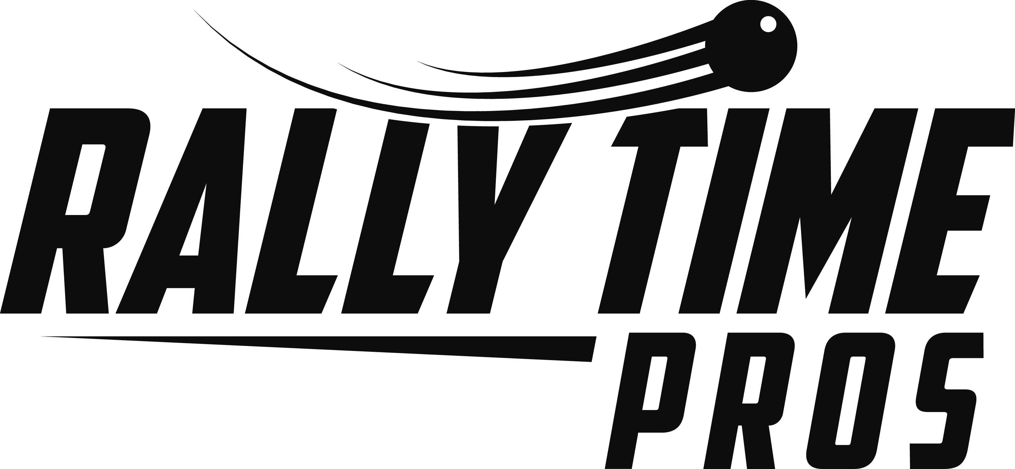 Rally Time Pros Logo Design