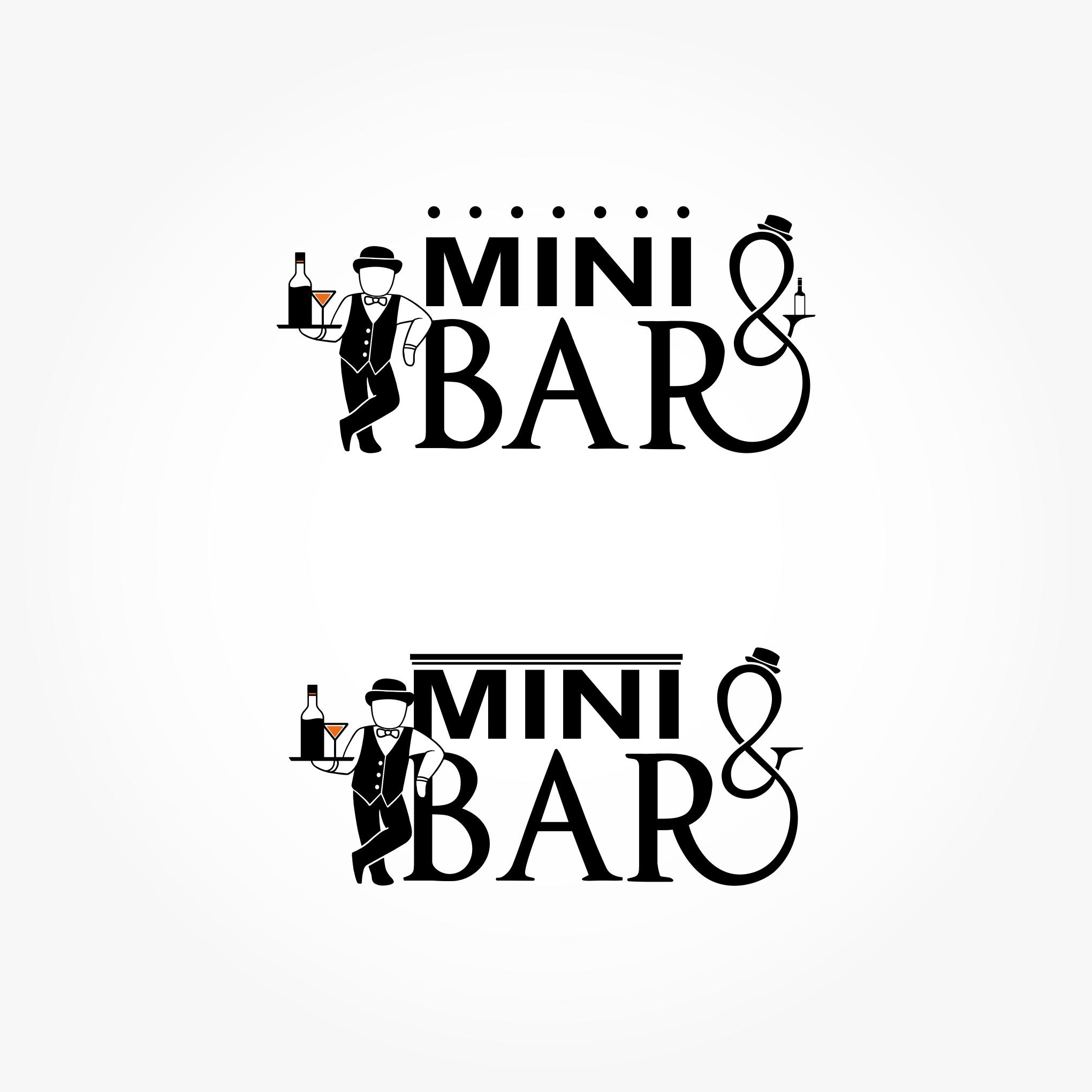 design logo for Mini&Bar