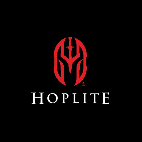 Logo design for Hoplite