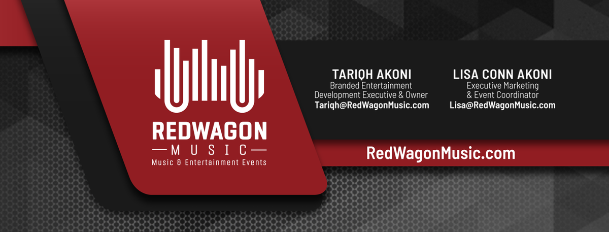 Facebook Cover for Red Wagon Music.