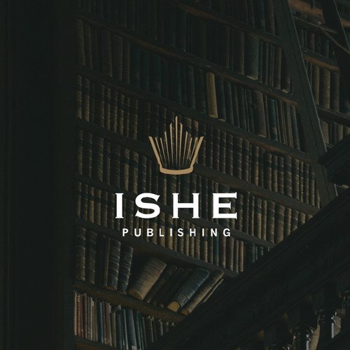 Logo for publishing house