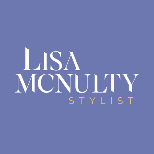 Sophisticated Logo concept for stylist