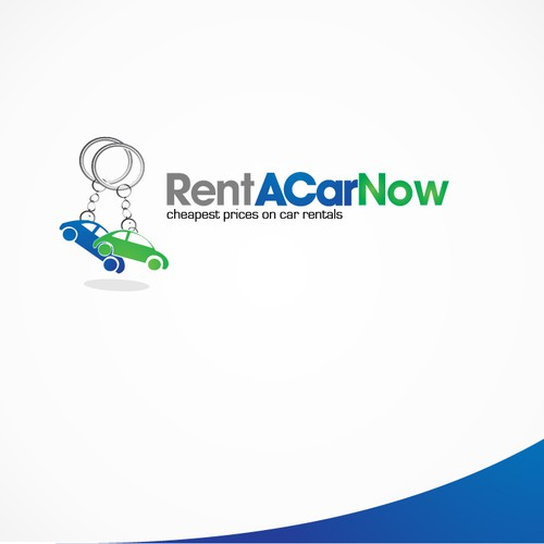 Help RentACarNow with a new logo