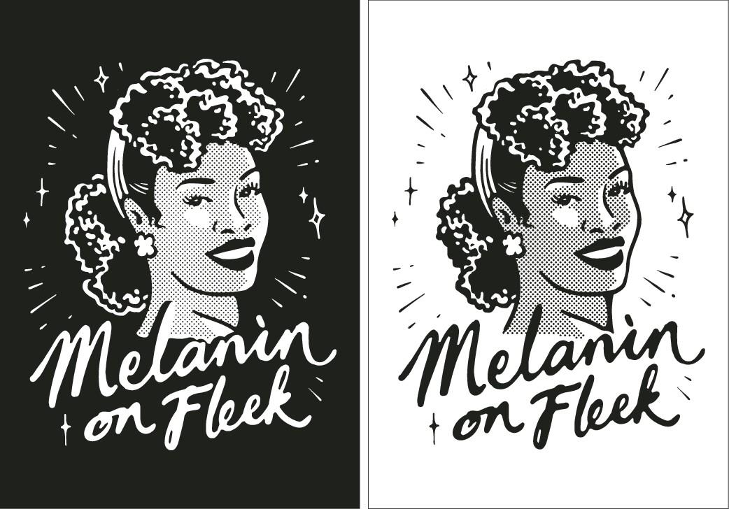 Refresh T shirt design for startup clothing brand