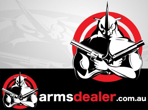 Arms Dealer Logo