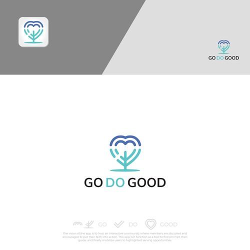 Logo GoDo Good