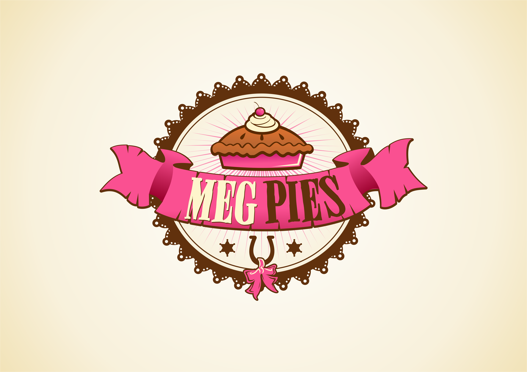 New logo wanted for Meg Pies