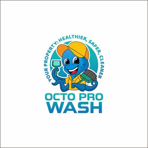octopus wash