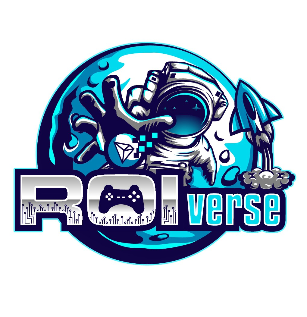 ROIverse needs a professional looking logo designs. (Blockchain Space/Gaming)