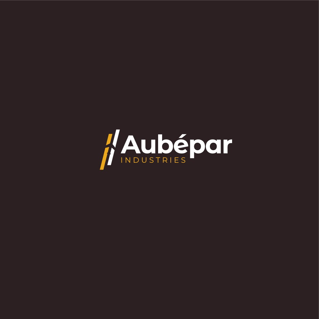 Aubépar Industries SE is looking for a logo for the head company of the group and 3 subsidiaries