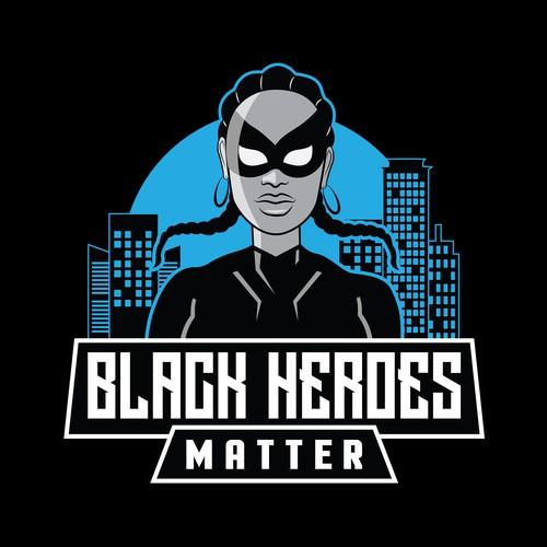 Black Heroes Logo