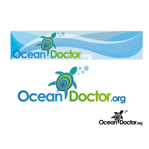 Logo & Banner for OceanDoctor Blog