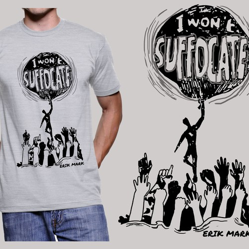 I won't suffocate
