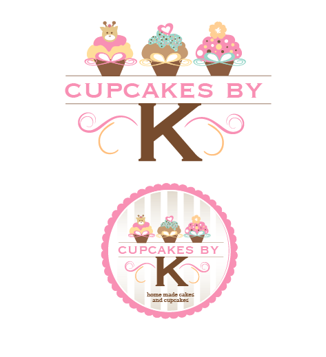 Help Cupcakes By K with a new logo