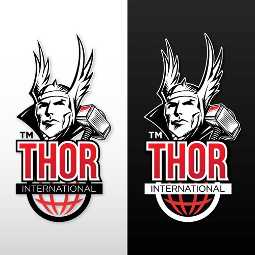 THOR INTERNATIONAL needs a logo