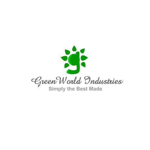 GreenWorld Industries logo
