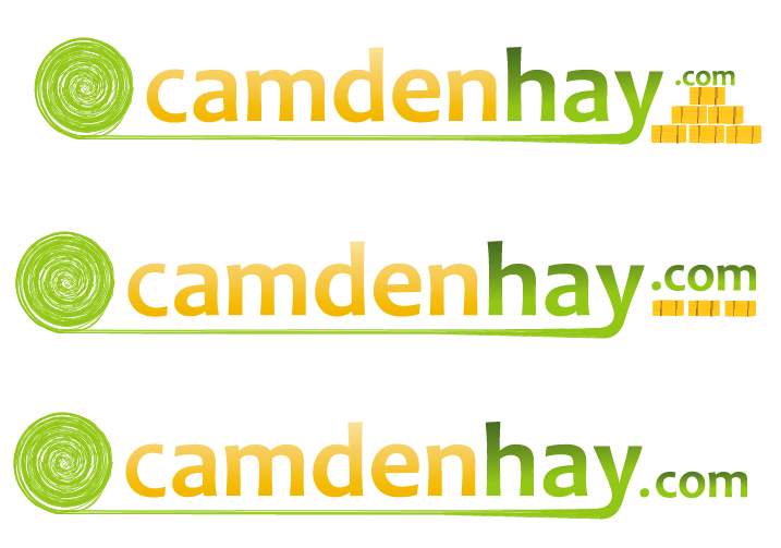 Simple Logo needed for Camden Hay
