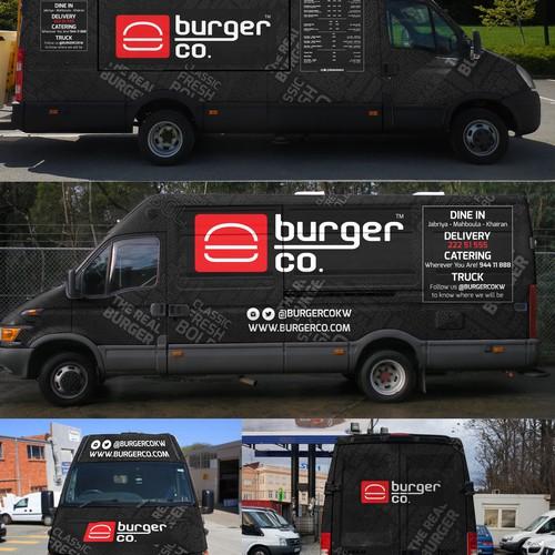 BURGER CO FOOD TRUCK