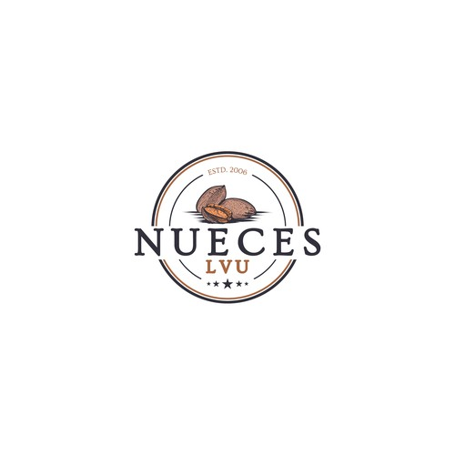 Logo design for NUECES