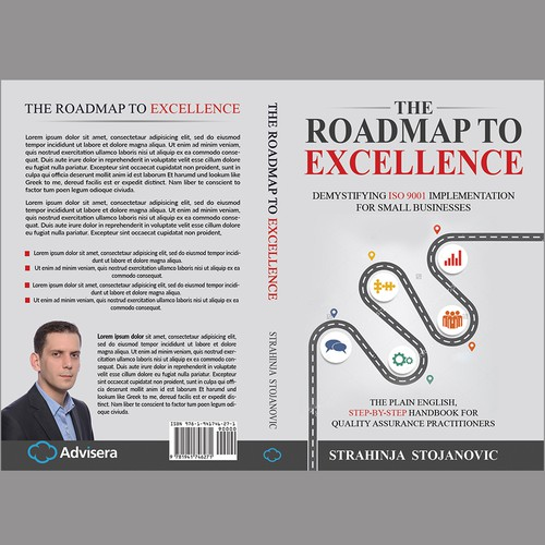 GUARANTEED - Book cover design for quality management professionals