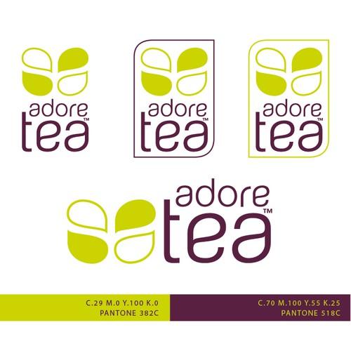 GUARANTEED! Help Adore Tea with a new logo