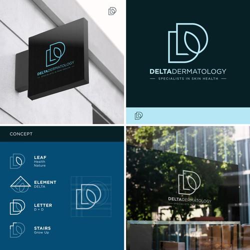 Delta Dermatology Design Concept
