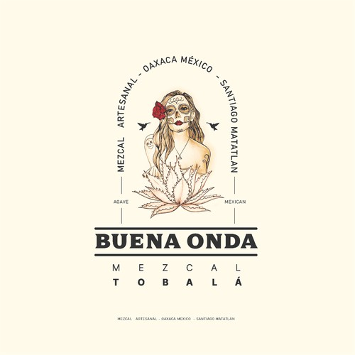 """Mezcal """"Buena Onda"""""""