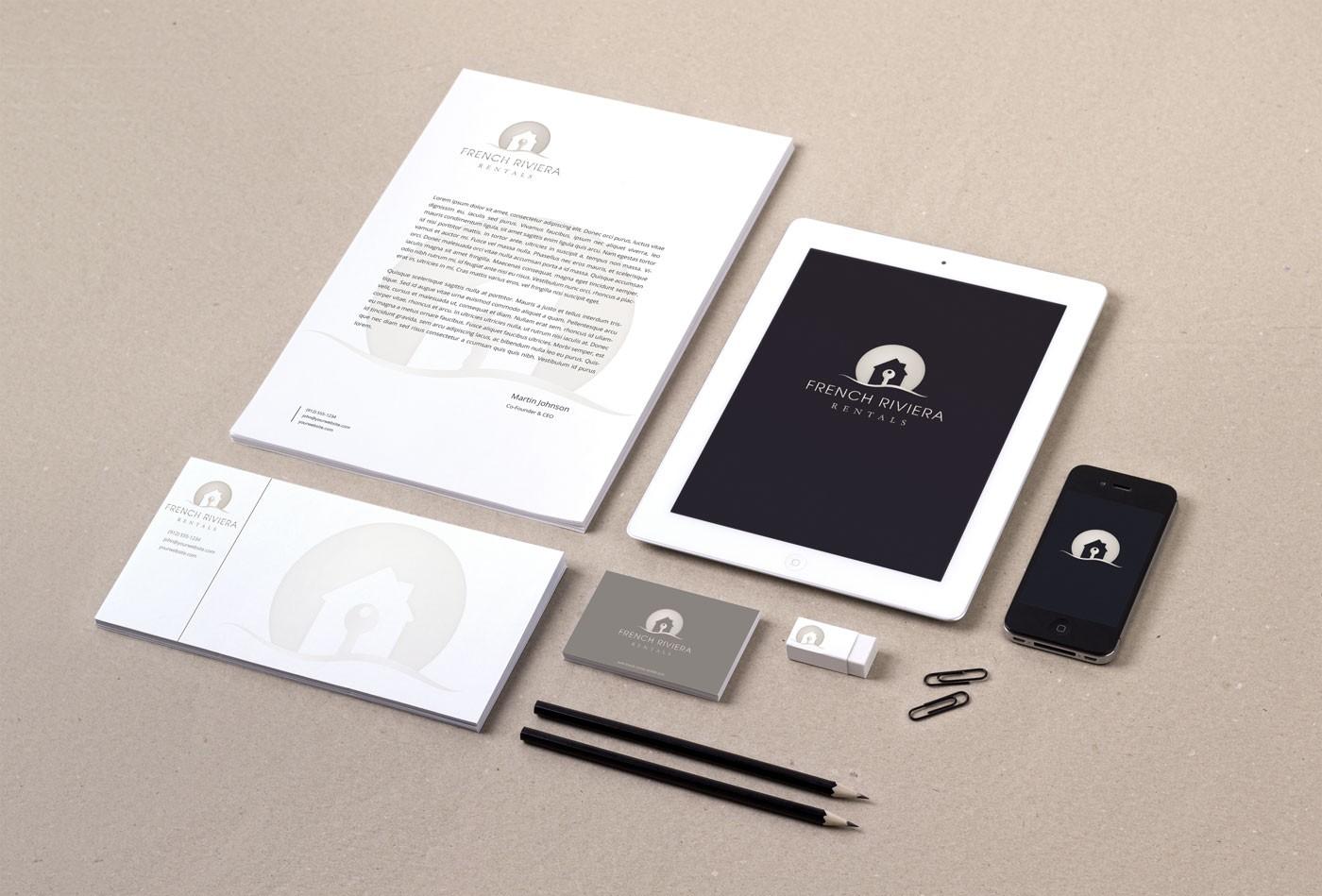 Créer un logo pour une entreprise de location saisonnière