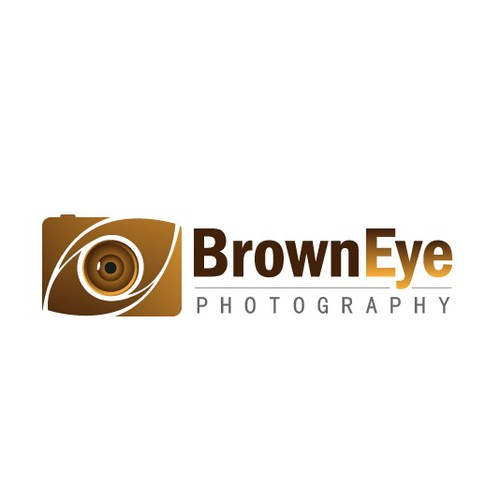 BrownEyePhotography needs a new logo