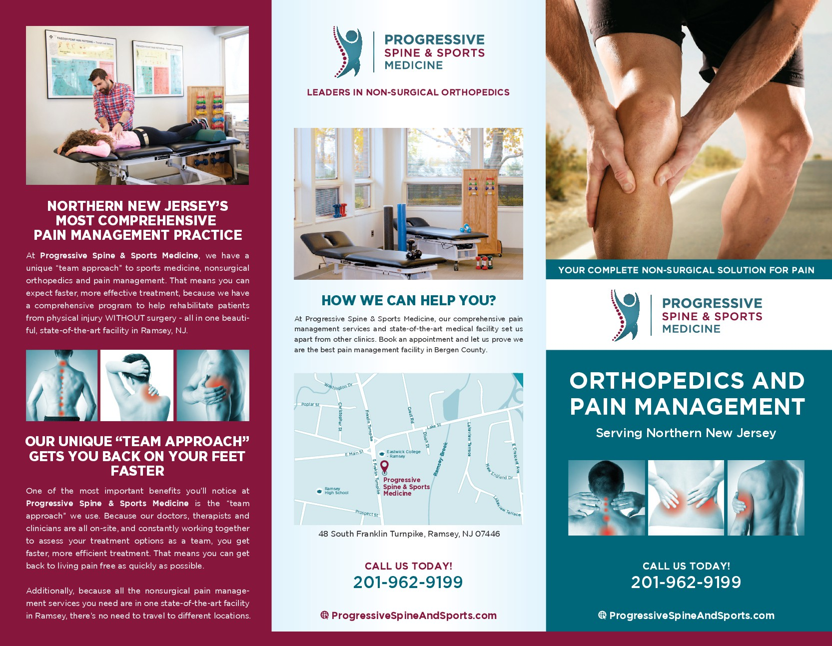 Help design a well-organized, informative (and BEAUTIFUL) brochure for our medical practice!