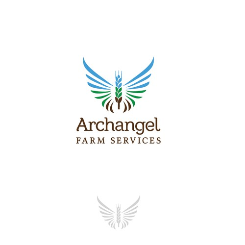 Logo for Archangel farm service