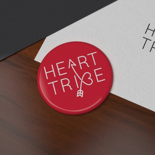 Clean, cool logo needed for yoga/lifestyle clothing brand (Heart Tribe).