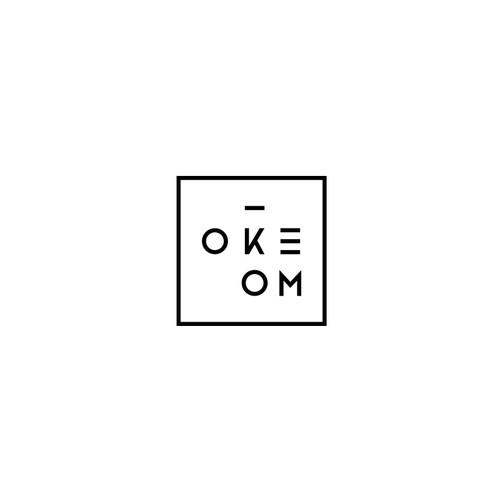 Logo Design for Okeom