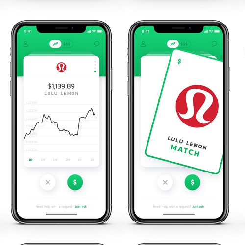 Swipe long - Tinder for investing