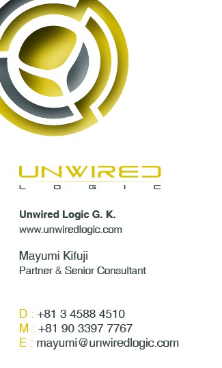 business card updates for mayumi