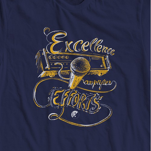 Excellence amplifies efforts