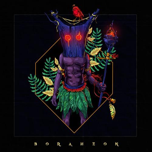 Wood spirit album art