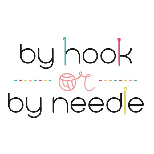 Crochet, Knit and Sewing needles